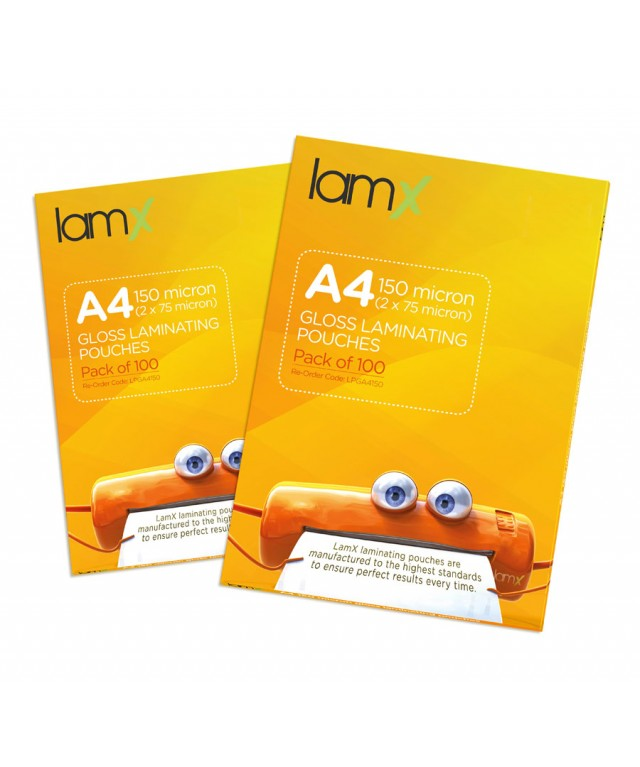A2 Laminating Pouches