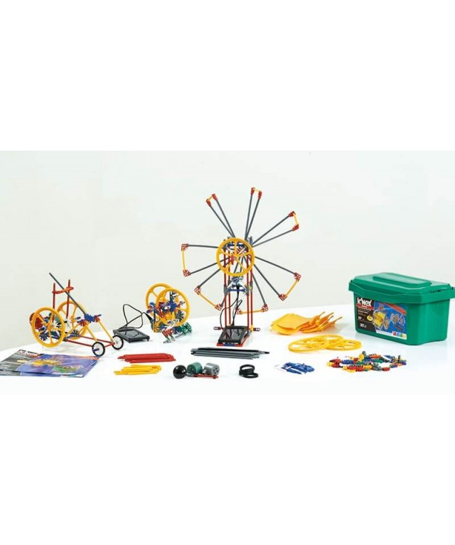 Knex Energy and Forces Renewable Energy