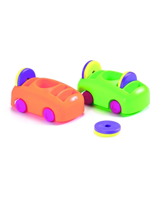 Bumper Cars & Ring Magnets