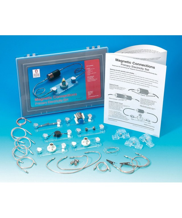 Magnetic Connections Electricity Kit