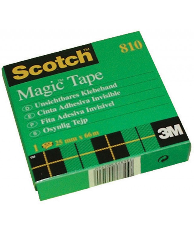 3M Magic Tape 19mm X 33M