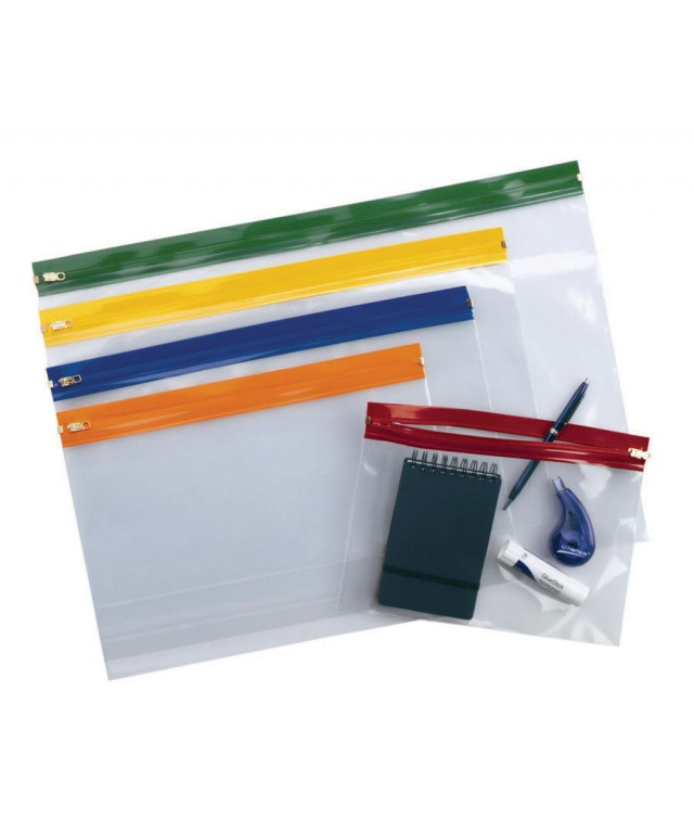 Zip Wallets A5 Assorted
